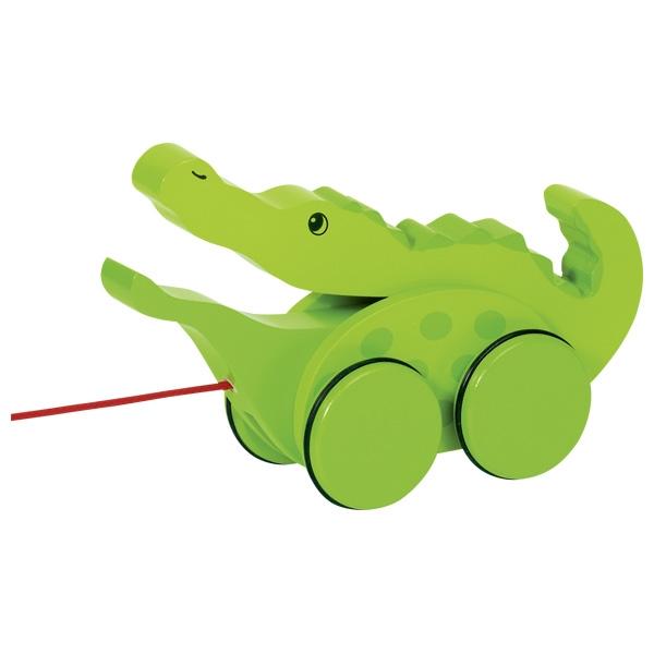Крокодил на веревочке GOKI