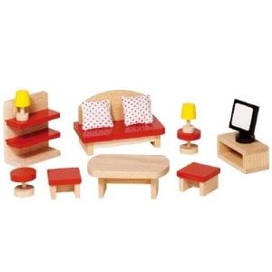 GOKI Living Room Furniture for Flexible Puppets