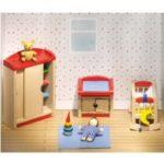 Мебель для кукольной детской GOKI