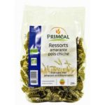 Priméal Pasta with Chickpeas and Amaranth 250g