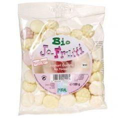 Жевательные конфеты с йогуртом Jo Frutti Pural 100g