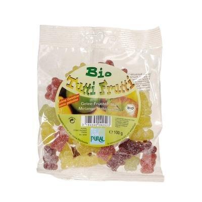 Pural Tutti Frutti Jellies 100g