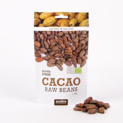 Purasana Raw Cacao Beans 200g