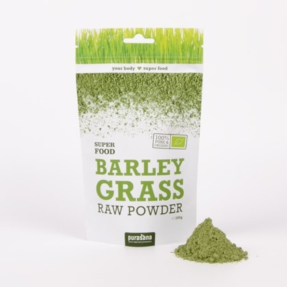 Purasana Barley Grass Powder 200 g