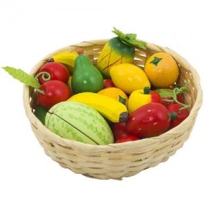 Корзина с фруктами GOKI