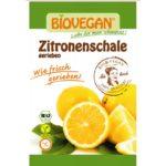 Лимонная цедра тертая Biovegan