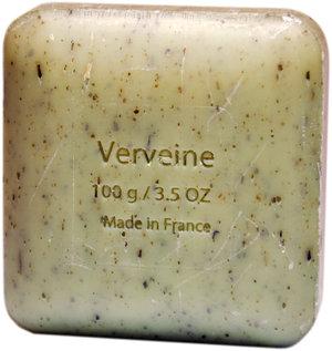 Мыло с  цветами вербены Savon du Midi 100g