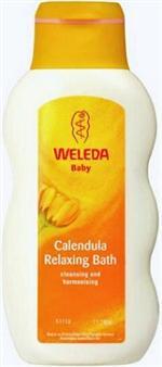 Успокаивающее молочко для купания Weleda 200ml