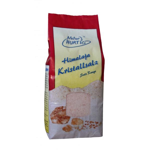 Гималайская соль мелкая Natur Hurtig 1kg
