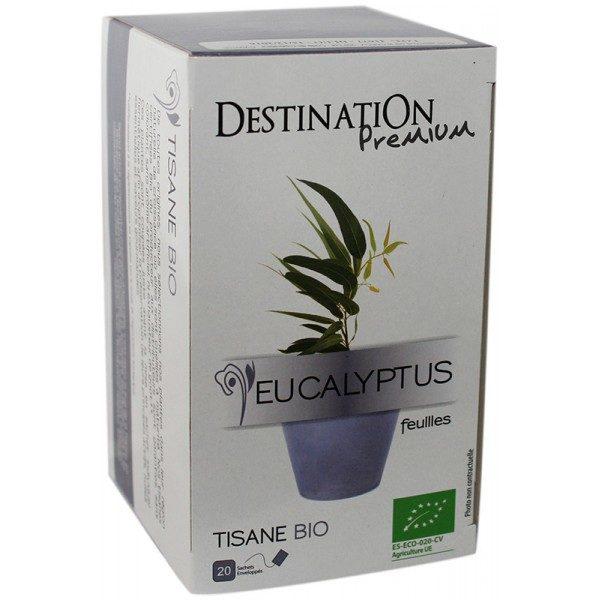 Эвкалиптовый чай Destination 20x1,5g