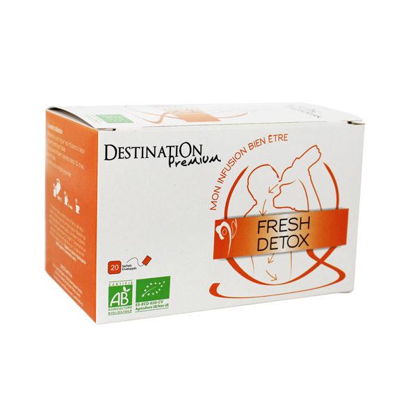 Destination Detox Tea 20x1,5g
