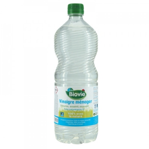 Уксус для домашнего хозяйства Biovie 1L