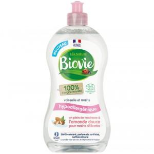 Cредство для мытья посуды с алоэ Biovie