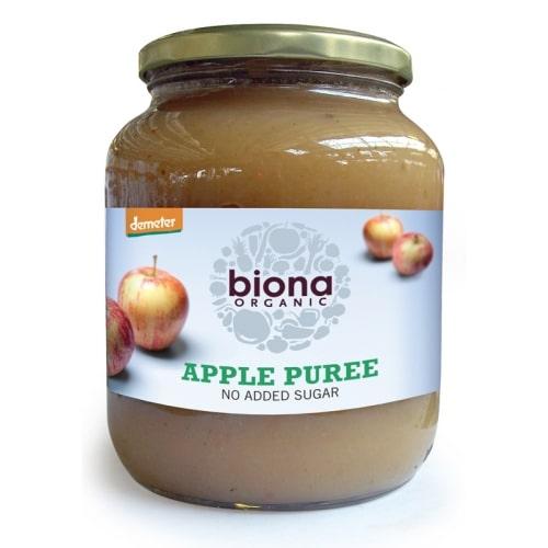Яблочное пюре BIONA