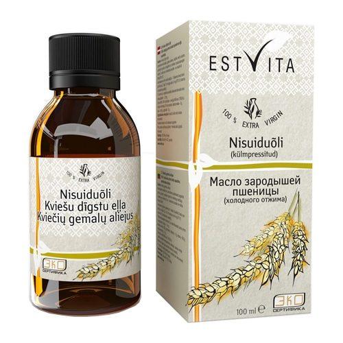 Масло зародышей пшеницы EstVita 100ml