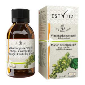 EstVita Grape Seed Oil 100ml