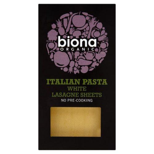 Листы для лазаньи Biona 250g