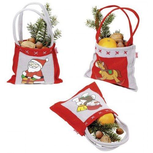 Рождественский мешочек GOKI