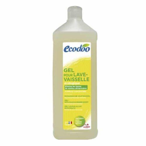 Гель для посудомоечной машины Ecodoo 1L