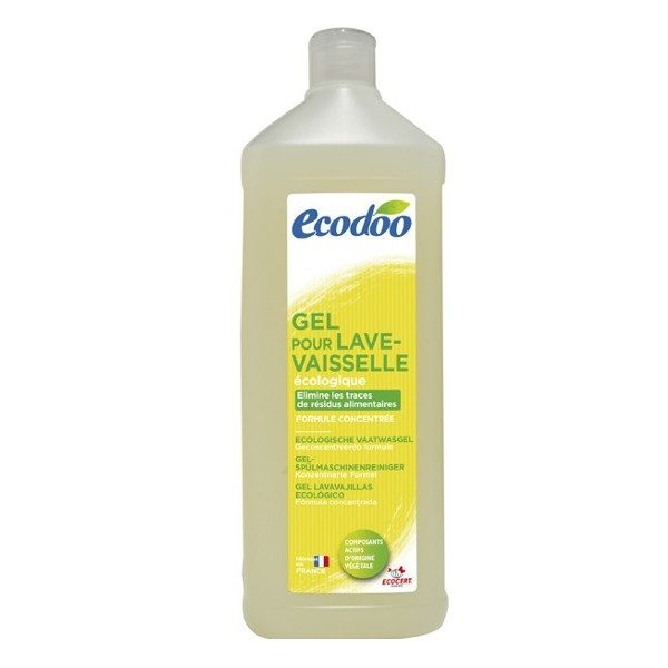 Ecodoo Dishwasher Gel 1L