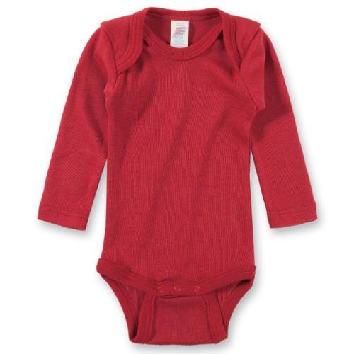 Engel Red Body Wool/Silk