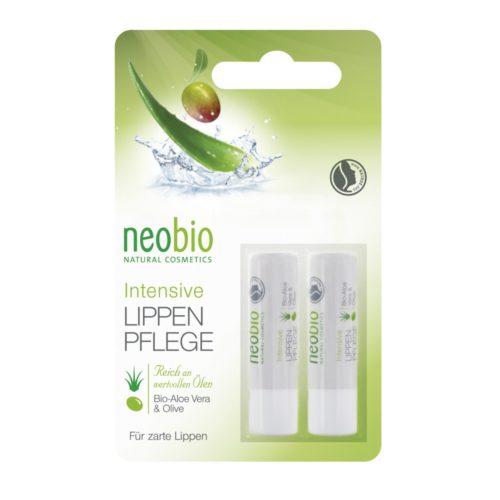 Бальзам для губ Neobio 2шт