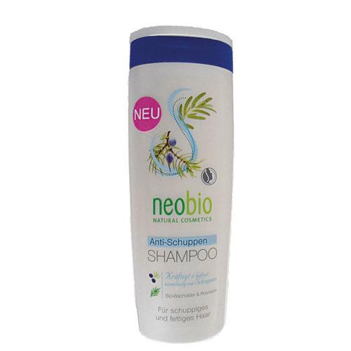 Шампунь против перхоти Neobio 250ml