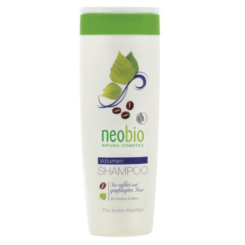 Neobio kohevust andev šampoon