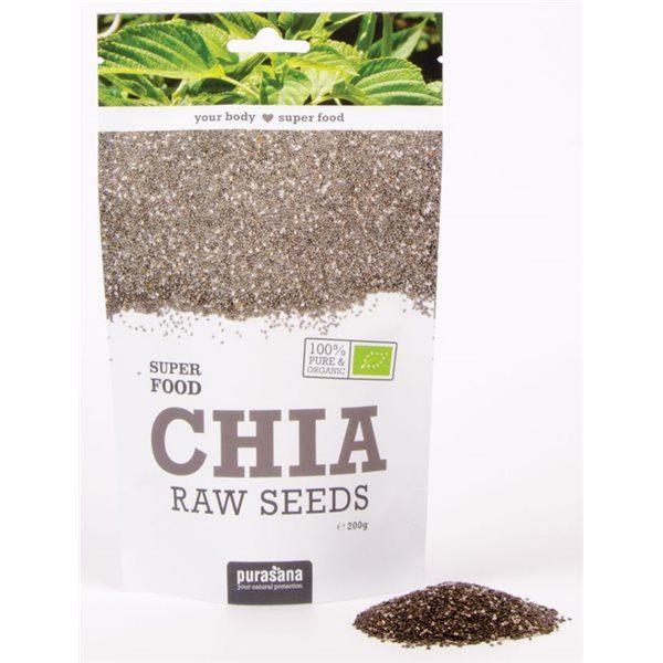 Purasana Chia Seeds 200g