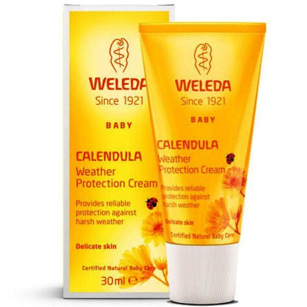 Weleda Baby Calendula Weather Protection Cream 30ml