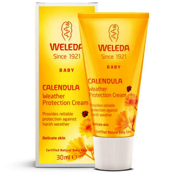6ebb8453da0 Weleda Baby Calendula Weather Protection Cream 30ml