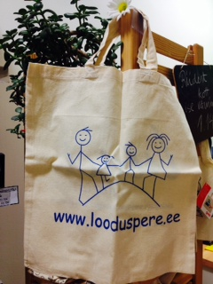 Текстильная сумка Looduspere