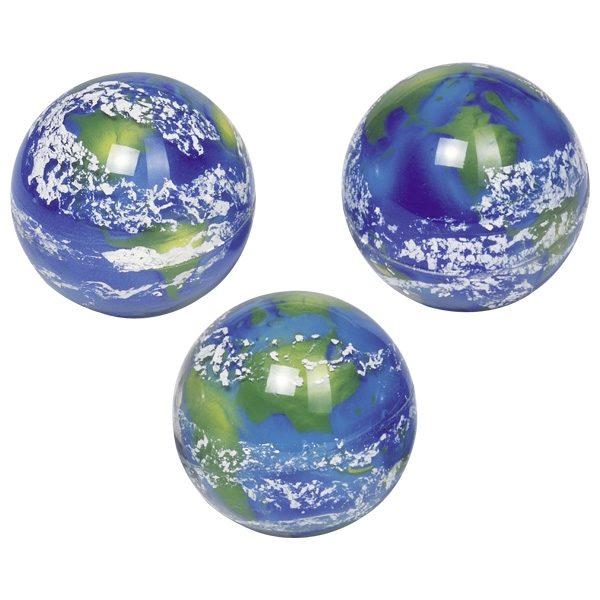 GOKI Bouncing Ball Earth 1pc