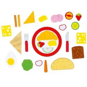 Игровой набор Завтрак GOKI