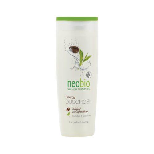 Гель для душа Energy Neobio 250ml