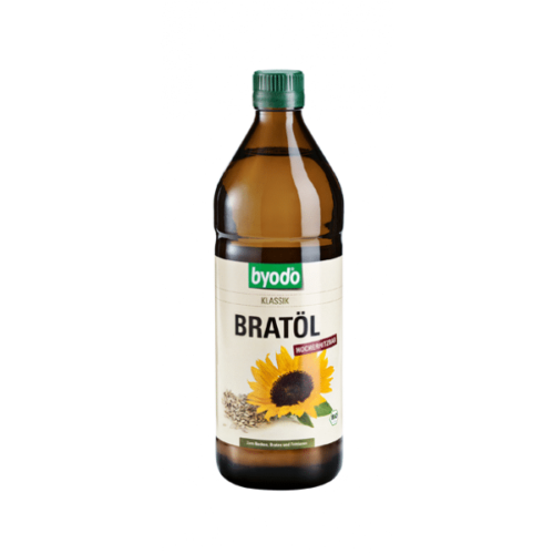 Byodo Sunflower Frying Oil