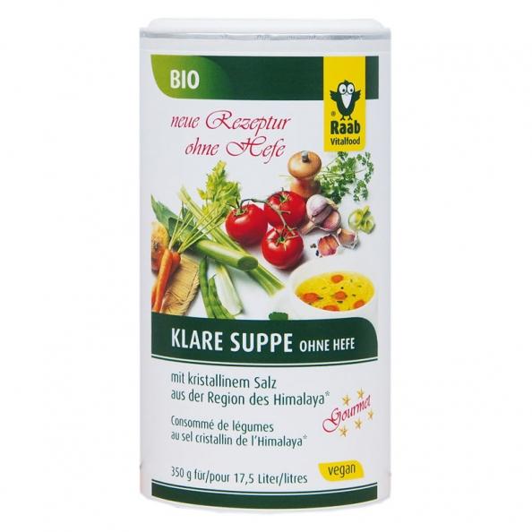 Овощной бульон без дрожжей Raab 350g