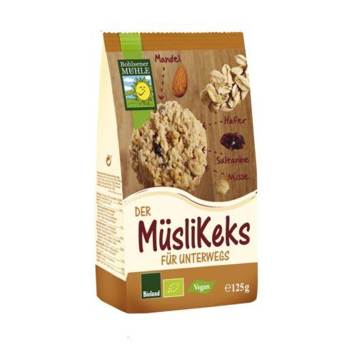 Bohlsener Mühle Muesli Cookies 150g