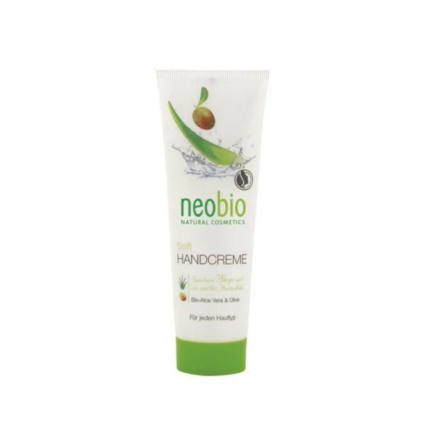 Смягчающий крем для рук Neobio 75ml