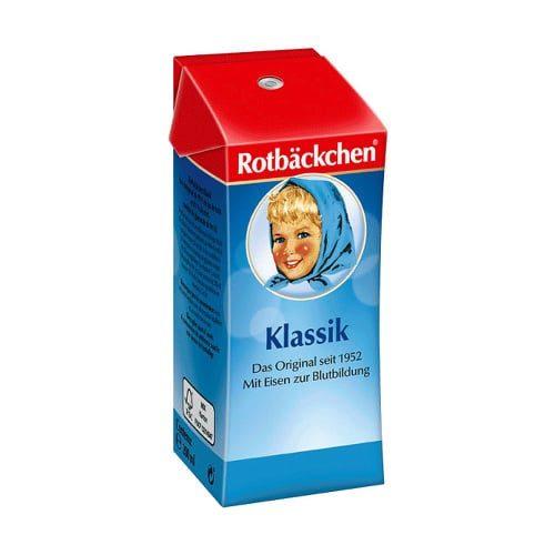 Фруктовый сок с железом Rotbäckchen 200ml