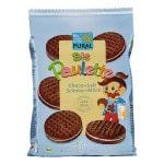 Pural piimakreemiga šokolaadiküpsised Paulette 3x85g