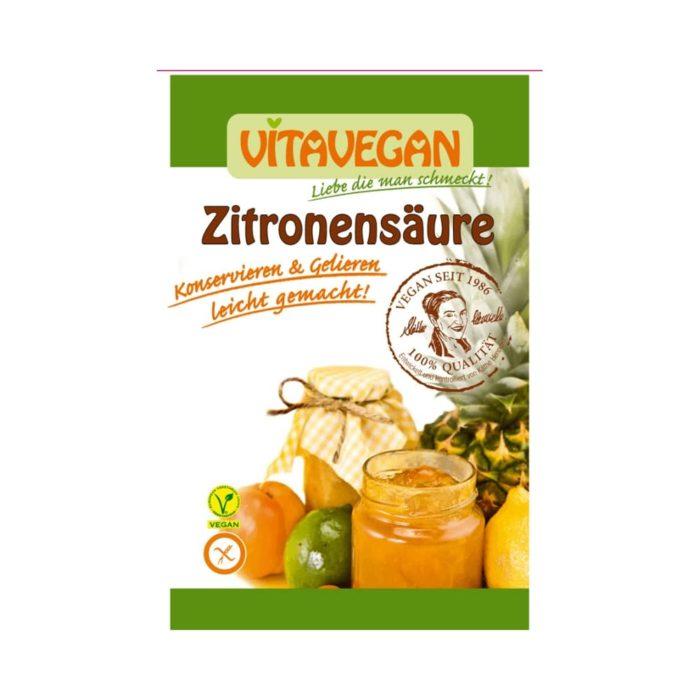 Лимонная кислота Vitavegan 10g