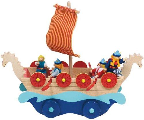 Корабль викингов GOKI