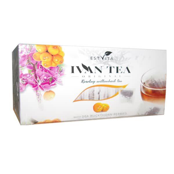 Иван-чай с облепихой Estvita 20 x 1,5g