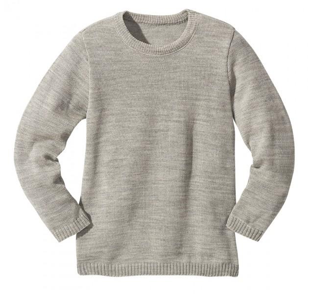 e83ceff64e2 Disana meriinovillast pullover 110/116, hall - Looduspere ökopood