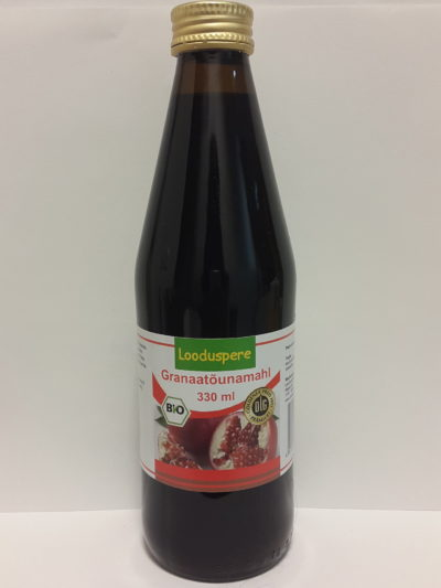 Гранатовый сок Looduspere 330ml