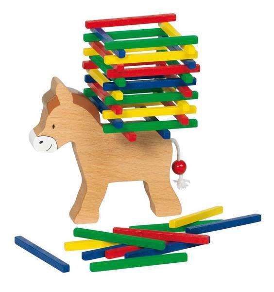 Игра на равновесие Нагрузи ослика GOKI