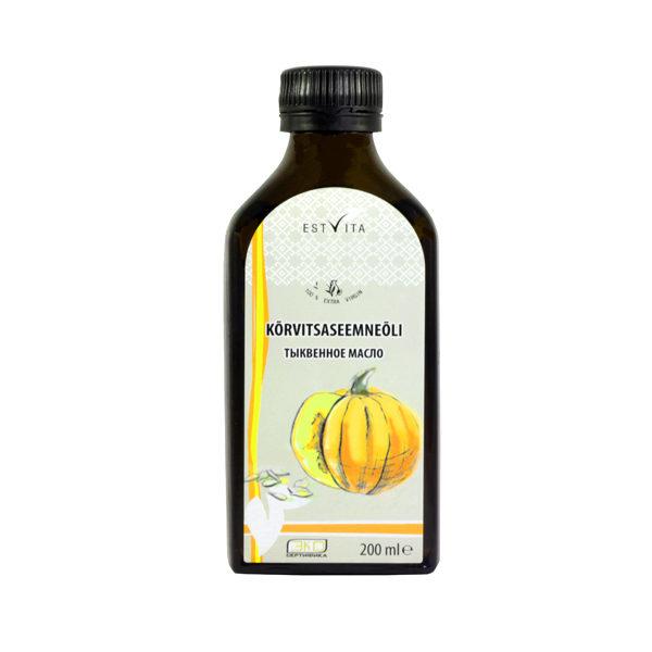 Тыквенное масло EstVita 200ml