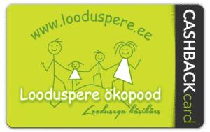 LooduspereCashBackcard