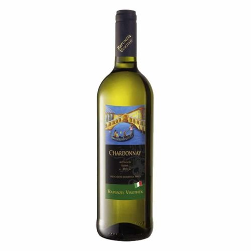Белое вино Chardonnay IGT 12% Rapunzel  75cl